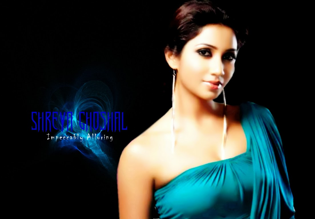 Shreya Ghoshal Hot Sexy Photo