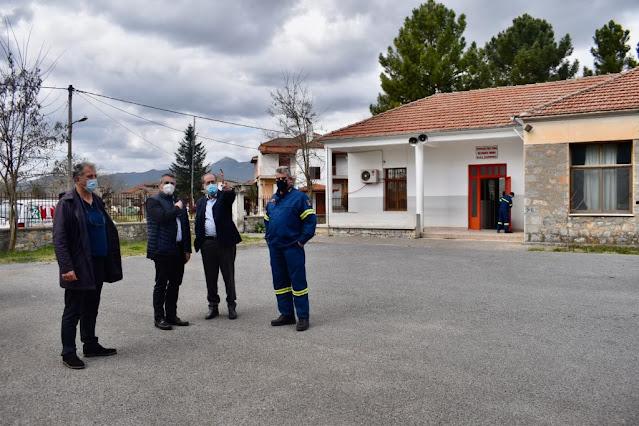 Περιφέρεια Πελοποννήσου: Προχωρούν οι διαδικασίες για την ίδρυση κλιμακίου της ΕΜΑΚ