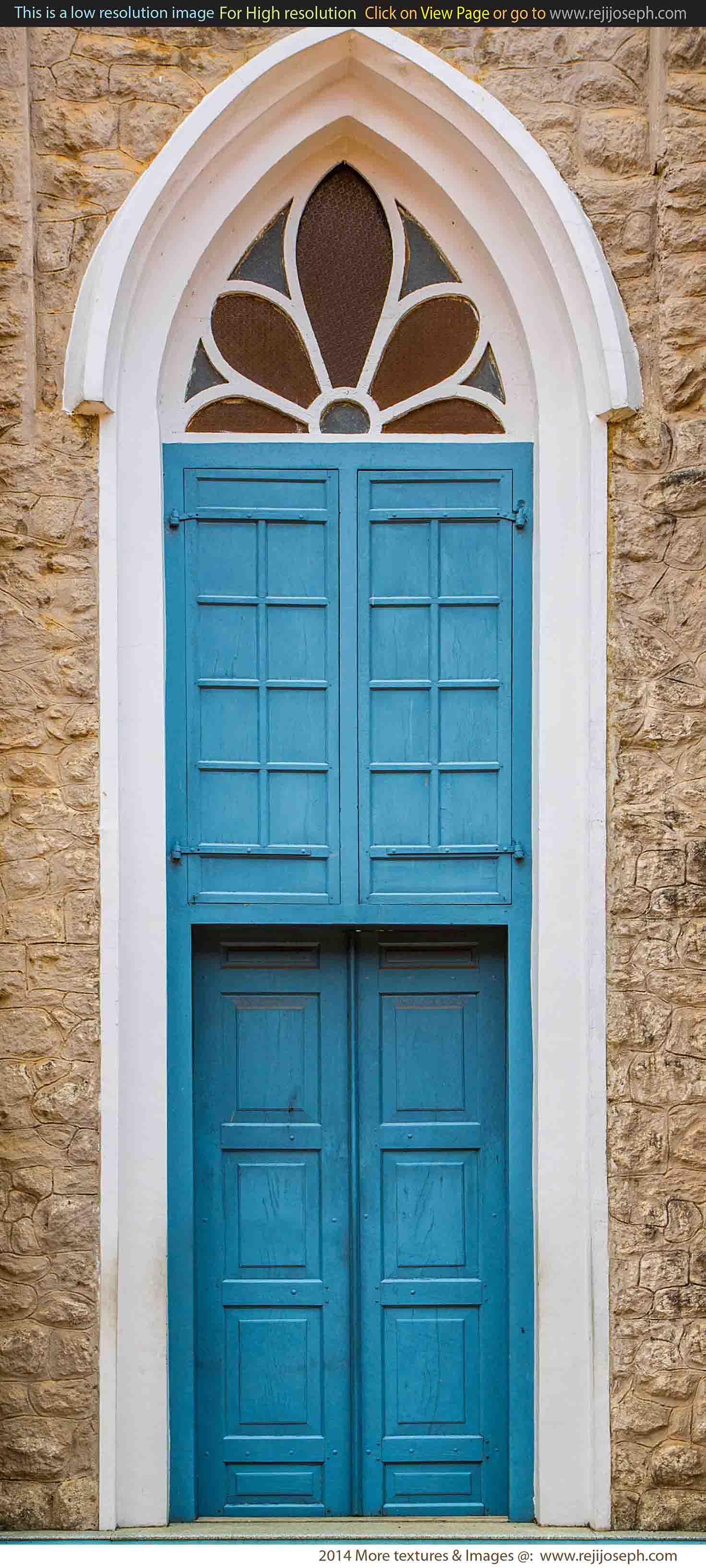 Gothic Window texture 00003