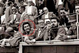 Che Guevara, las ventas, toros, plaza, Madrid, torero, taurino 3