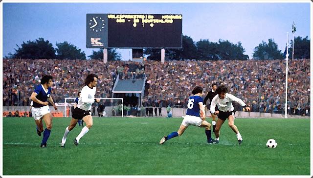 Alemanha Oriental Ocidental Copa do Mundo de 1974