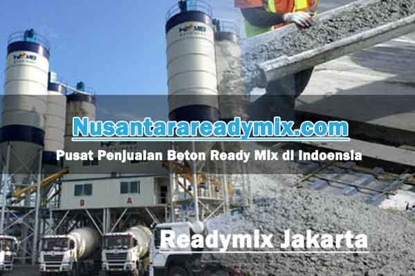 Harga Beton Ready Mix Jakarta Per M3 Terbaru 2021