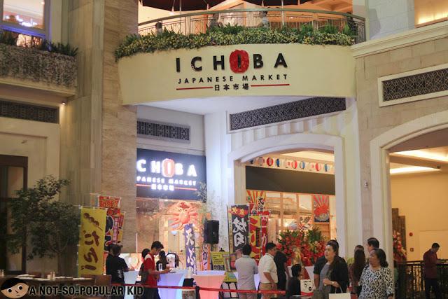 Ichiba Japanese Market - Philippines