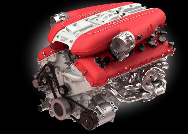 2018 Ferrari 812 Superfast Engines