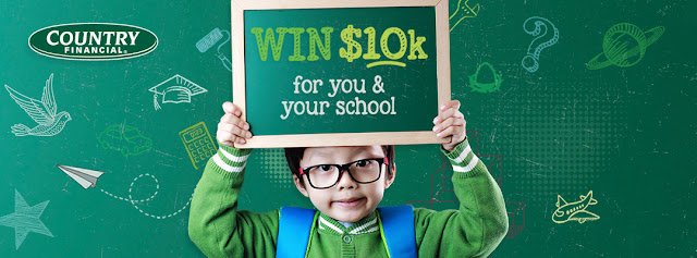 Win 10K for You and Your School!