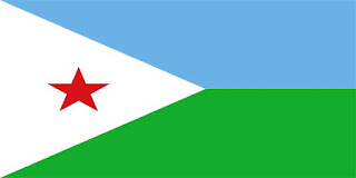 cibuti bayrağı