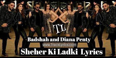 sheher-ki-ladki-lyrics-diana-penty