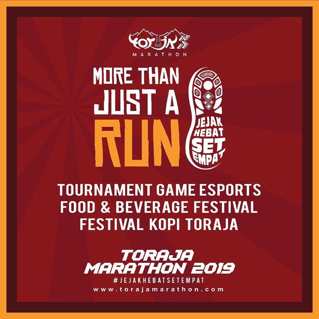 Toraja Marathon • 2019