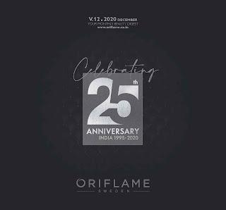 download Oriflame catalog december 2020 in pdf