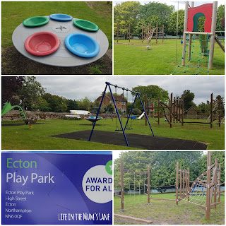 Ecton Village play area