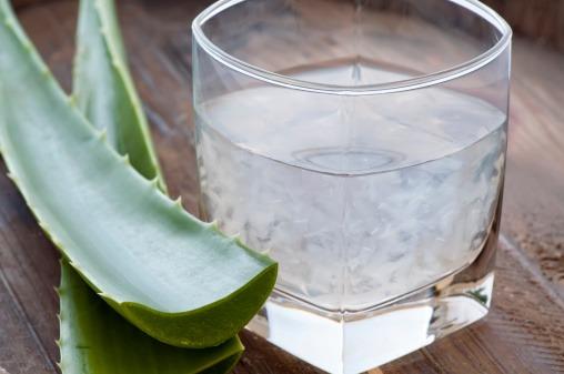 Cómo preparar el Aloe Vera para depurar el colon