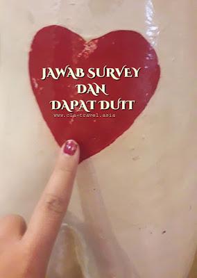 JAWAB SURVEY DAN DAPAT DUIT