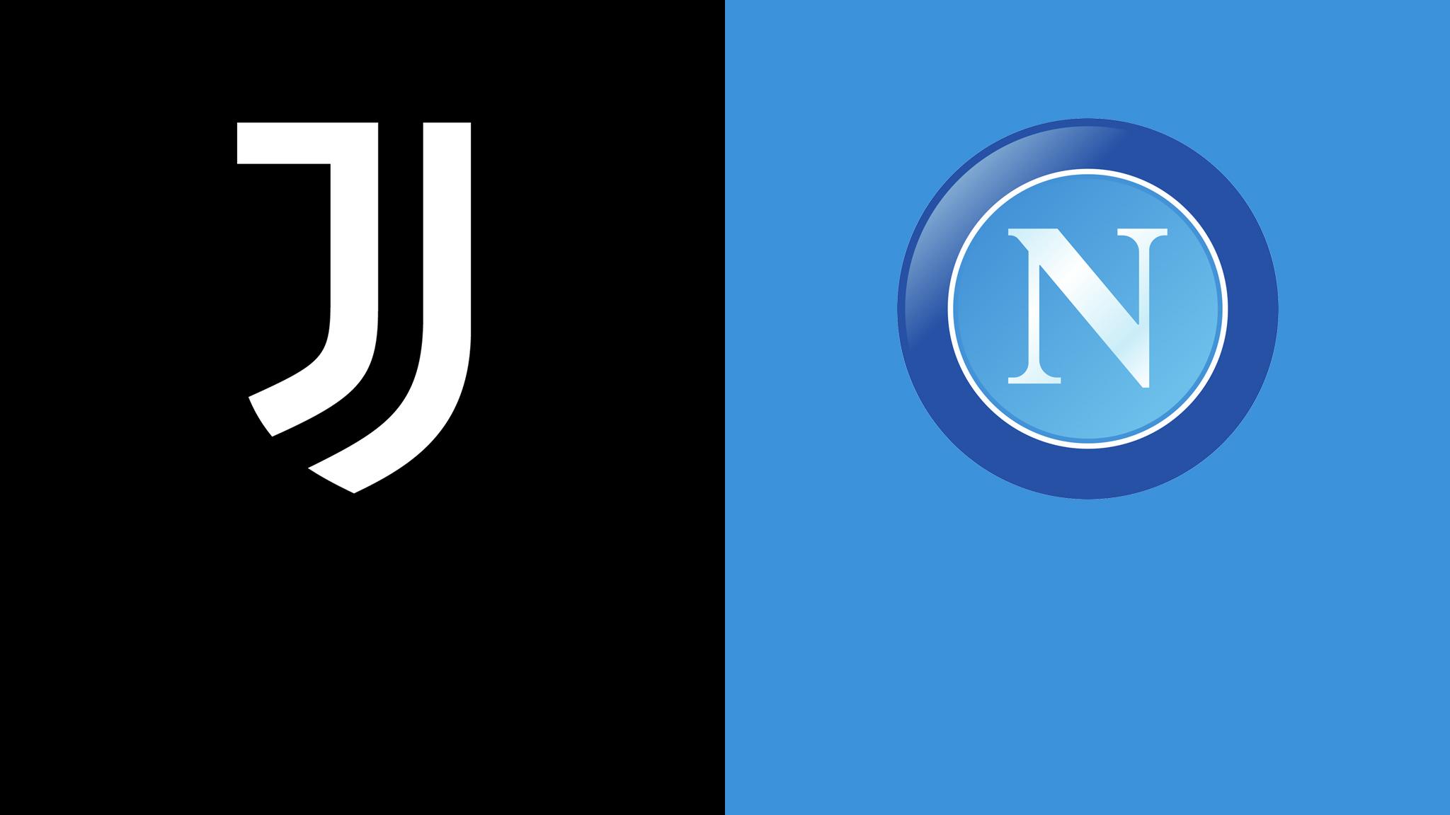 Napoli vs Juventus footem