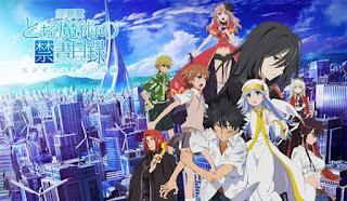 Toaru Majutsu no Index Movie : Endymion no Kiseki Subtitle Indonesia