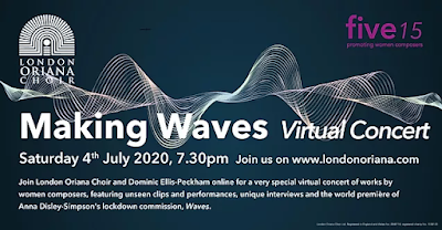 London Oriana Choir - Making Waves -  4 July 2020