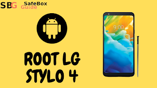 Root LG stylo 4 easily