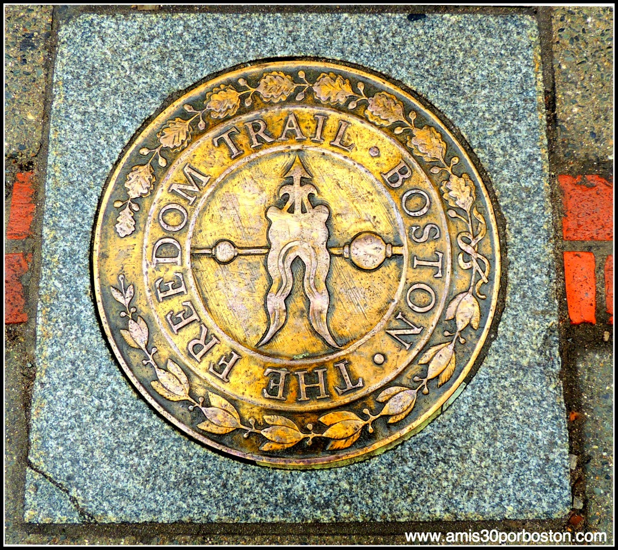 The Freedom Trail de Boston