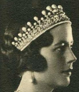 pearl tiara ancona grand duchess maria anna tuscany savoy princess lydia pistoia genoa