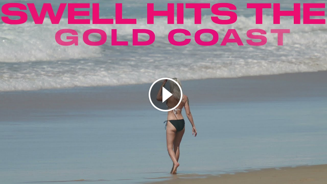 SWELL HITS THE GOLD COAST GLASSY WAVES ALL WEEKEND 29 AUGUST 2021 SURFING