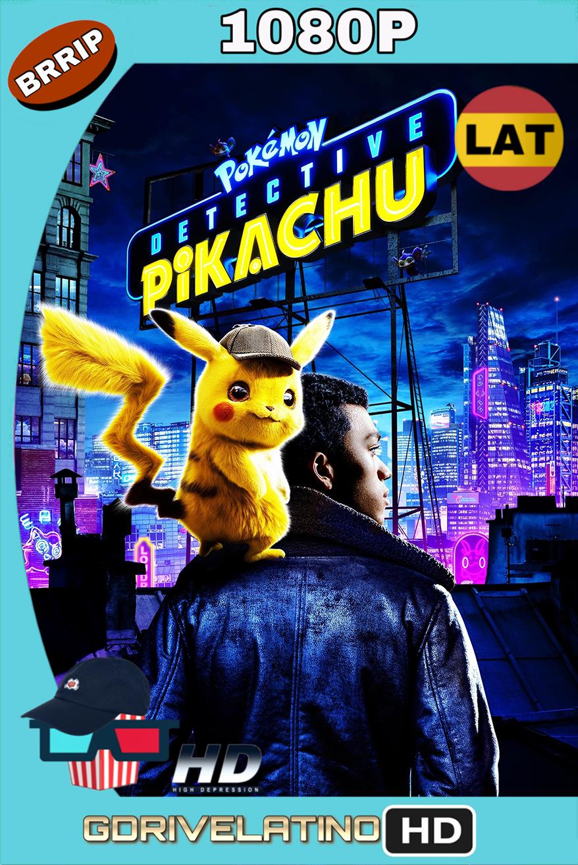 Pokémon: Detective Pikachu (2019) BRRip 1080p (Latino-Inglés) MKV