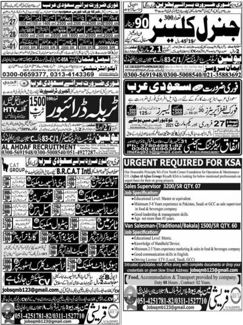 Today 26 February 2021 Express Newspaper Jobs, Express Jobs, Latest Express Jobs, Daily Newspaper Jobs,nokristan,newjobs2021,latest govt jobs
