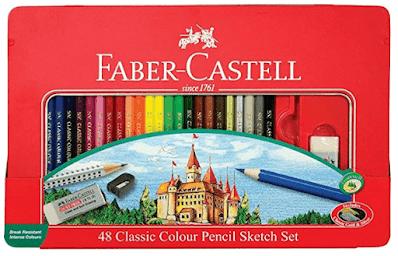 Faber-Castell-classic-color-pencil-set