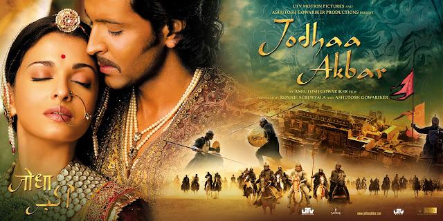 Jodhaa Akbar (2008) - Hrthrik Roshan and Aishwarya Rai