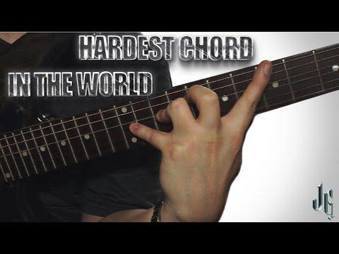 Jonas Gatto The Hardest Chord In The World Fmaj9a Planet Six