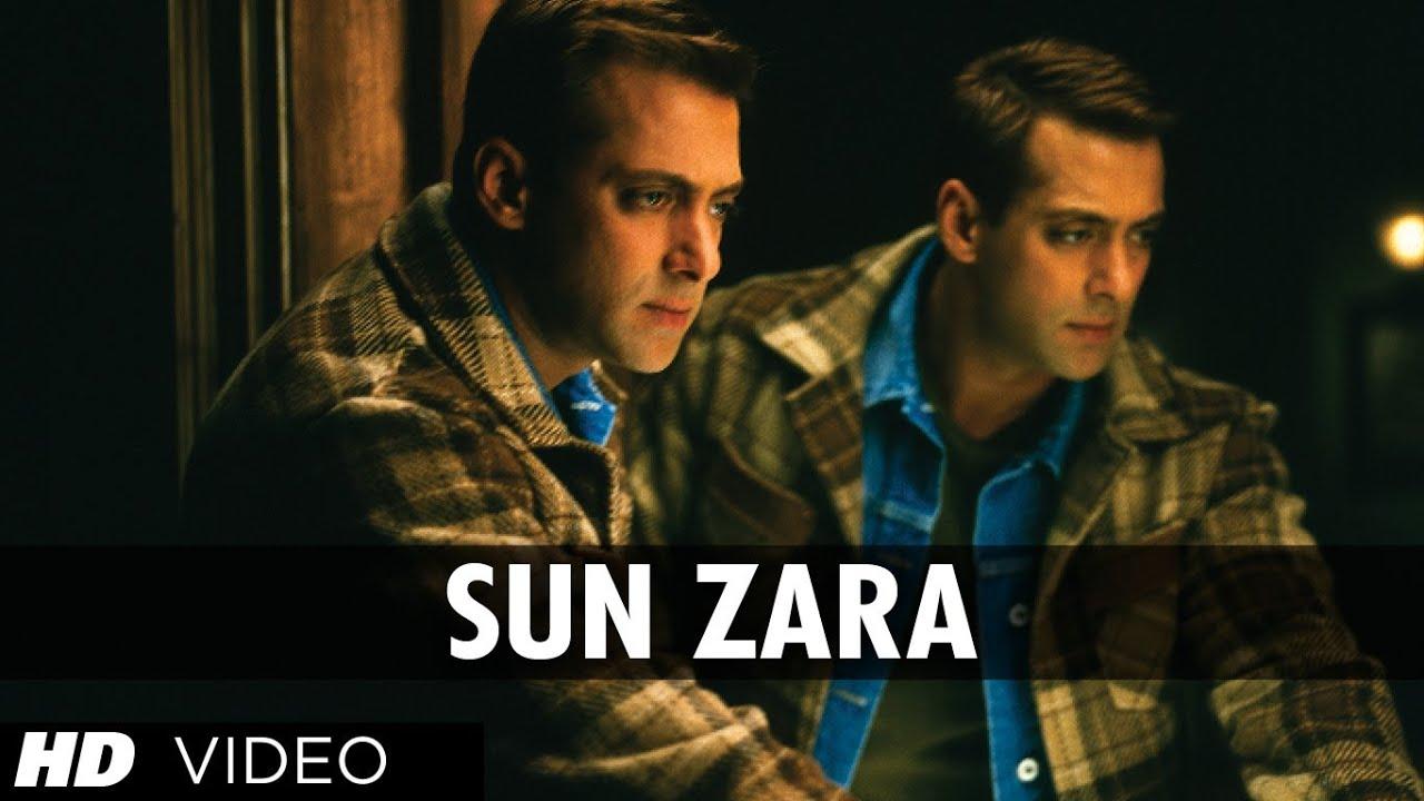 Sun Zara Lyrics Lucky Salman Khan X Sneha Ullal Sonu Nigam