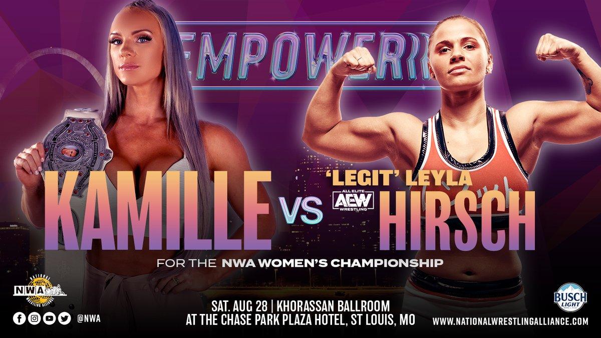 Cobertura: NWA Empowerrr 2021 – Hora da verdade!