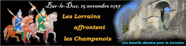 h Bataille de Bar-le-Duc (15 novembre 1037)