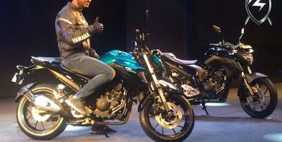 2017 Yamaha FZ25 picture