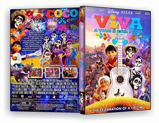 DVD – Viva – A Vida é Uma Festa – ISO – CINEMA