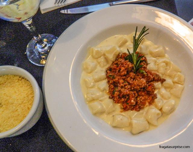 Pratos do Restaurante La Pasta Gialla  - Salvador - Bahia