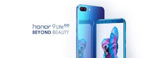 Telah Hadirnya Smartphone Honor 9 Lite