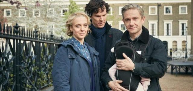 Sherlock 4 x01 - Un'occasione mancata