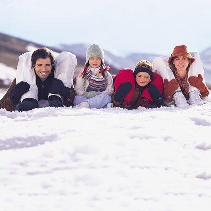 Family Photo Holiday Card