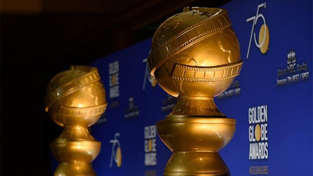 Senarai Penuh Calon Dan Pemenang Anugerah Golden Globes 2020.