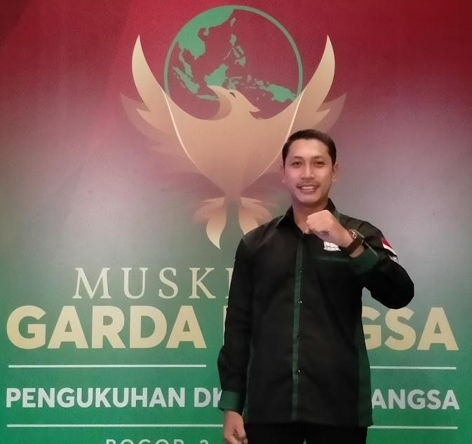 Eko Supryanto ketua DKW Garda Bangsa Provinsi Jambi