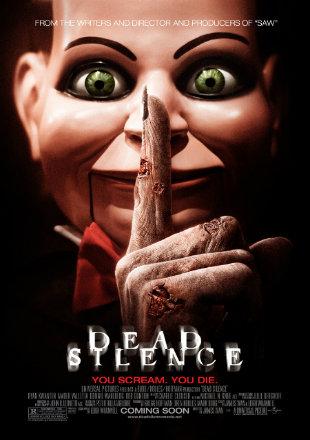 Dead Silence 2007 HDRip 720p Dual Audio In Hindi English