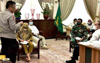 Sesuai Instruksi Presiden, Gubernur Sumut Tutup Tempat Hiburan Malam dan Berlakukan PPKM Mikro