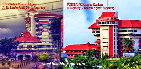 kampus UNISBANK Semarang