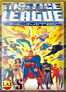 La Liga de la Justicia Ilimitada (TEMPORADA 3) HD 1080P LATINO/INGLES