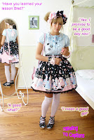 Learning to be a sissy