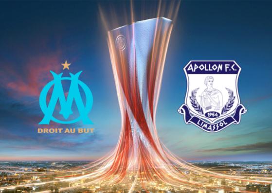 Marseille vs Apollon Limassol - Highlights 13 Decembre 2018