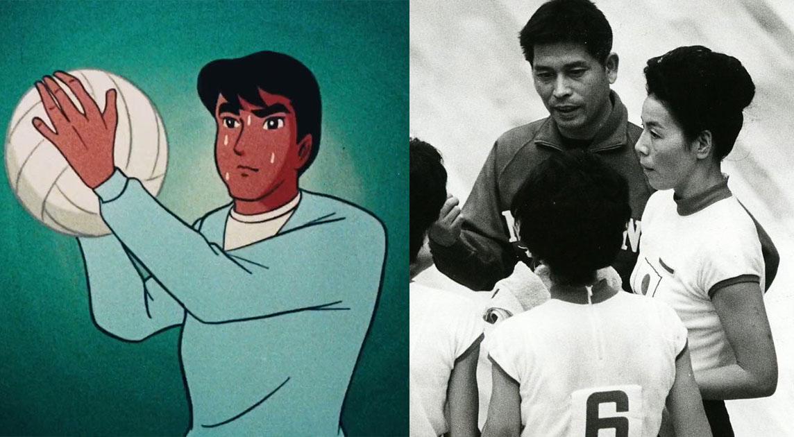 Hirofumi Daimatsu le streghe d'oriente pallavolo Mimì Ayuhara