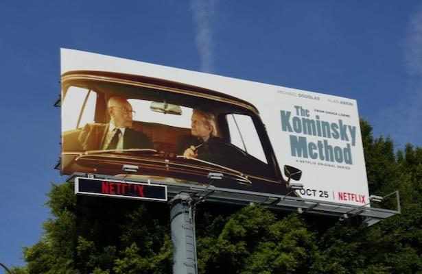 Kominsky Method season 2 billboard