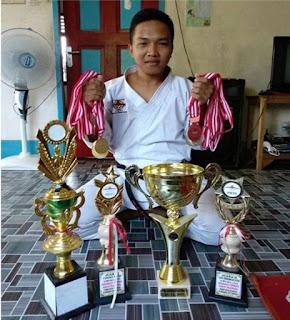Trofi, Piala Fauzan dari berbagai ajang lomba