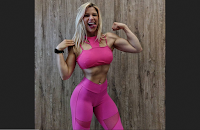 Learning How to Build Muscle for Women : 5 -  Use Different Exercises
