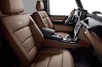 Mercedes-Benz G 350 d Limited Edition (2017) Interior